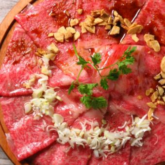 ☆ 【Miyazaki beef】 Extreme course 4980 yen (tax excluded) All 14 items