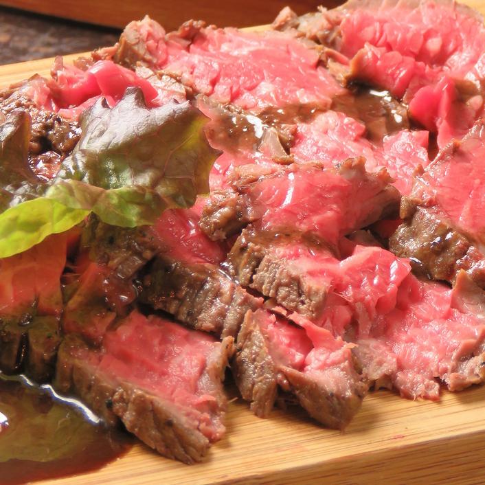 承諾烤牛肉