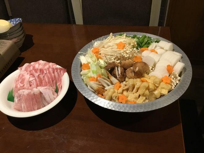 宴会プラン鍋コース<飲み放題付>期間限定3800円→3500円