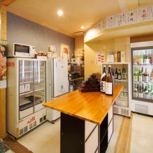 値段を気にせず心ゆくまで「こだわりの日本酒」をお楽しみください。