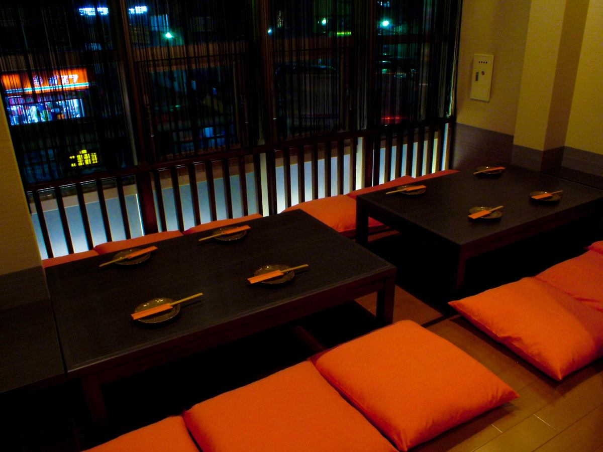 Digging 炬燵 individual room equipped.120 minutes course with unlimited drinks 3500 yen ~!