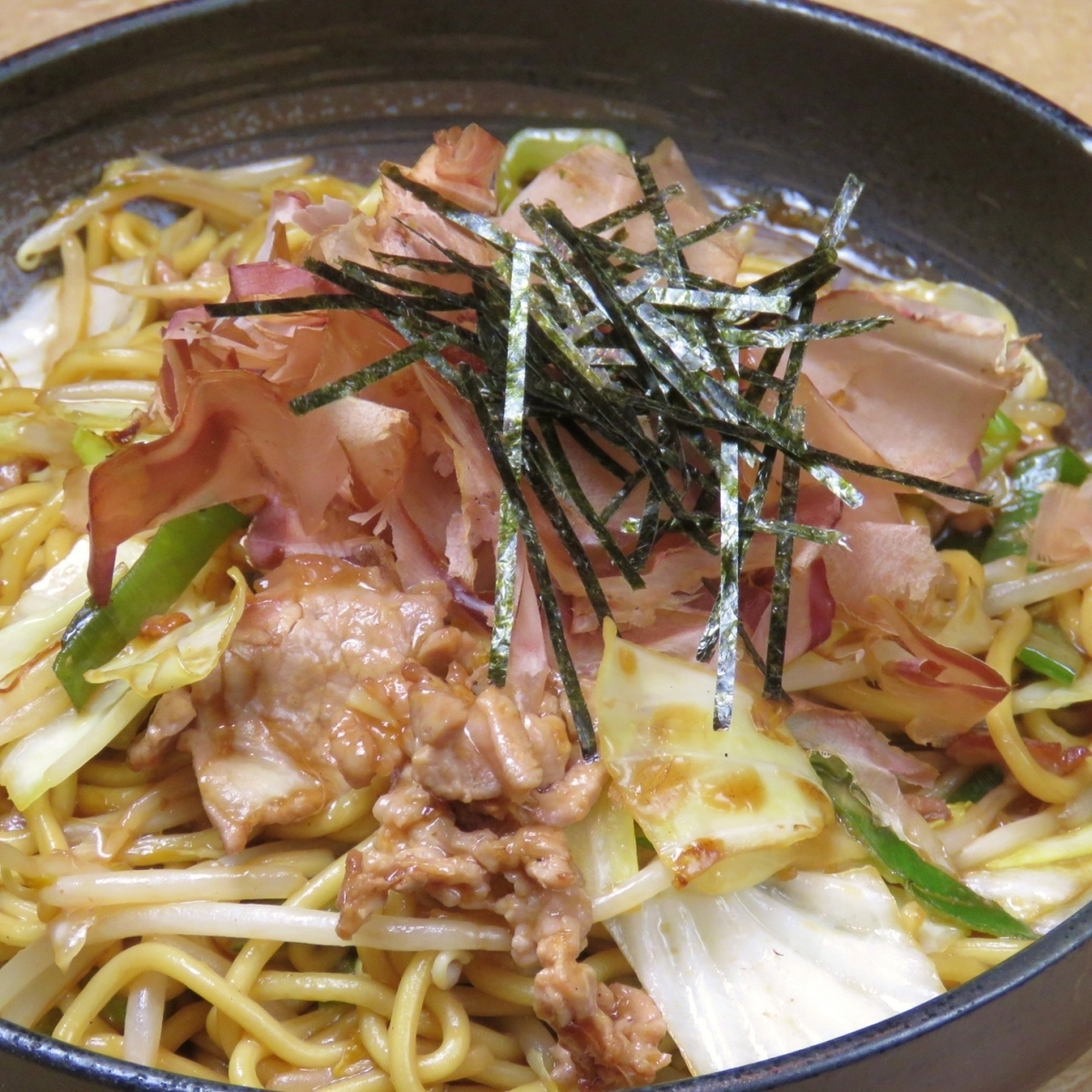 Source Baked Soba