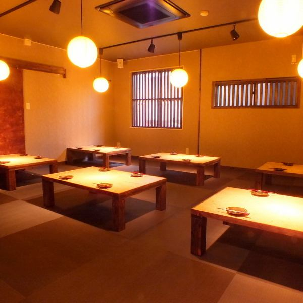 【Private room / various banquet】 Osaki private room that can accommodate up to 30 people.