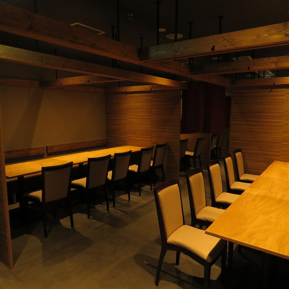 We can accommodate extra meals until private table at table seats! 【Photo is a completely non-smoking private apartment】