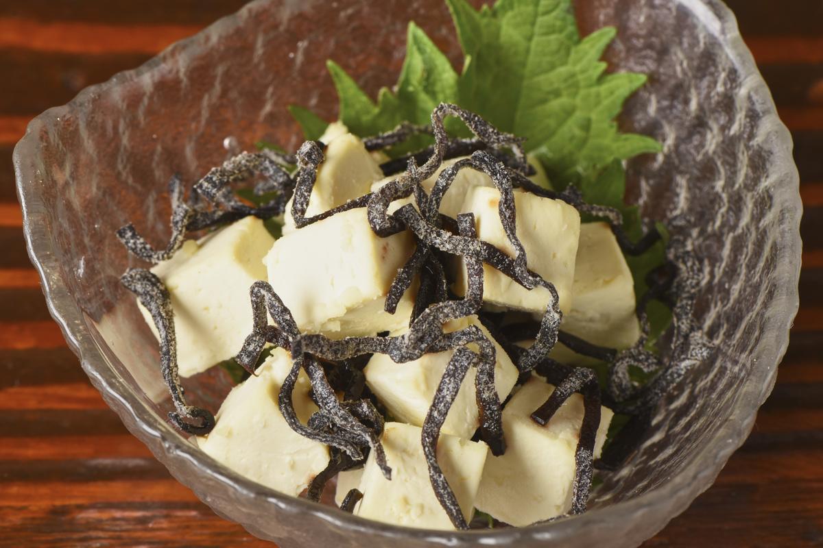 Cream cheese konbu