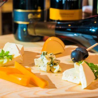 专业奶酪拼盘