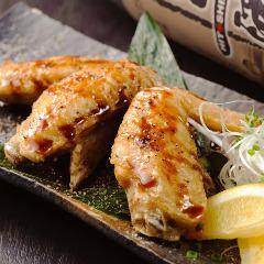 Chicken wings fried