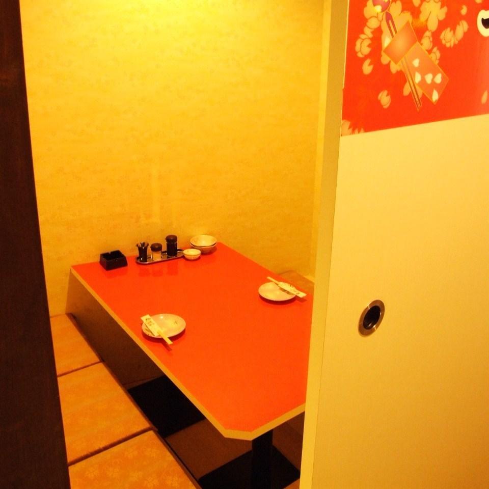 如果您正在五反田站周围寻找一个完整的私人房间比萨店,请务必使用居酒屋五手村的名古屋香火龙头分店★