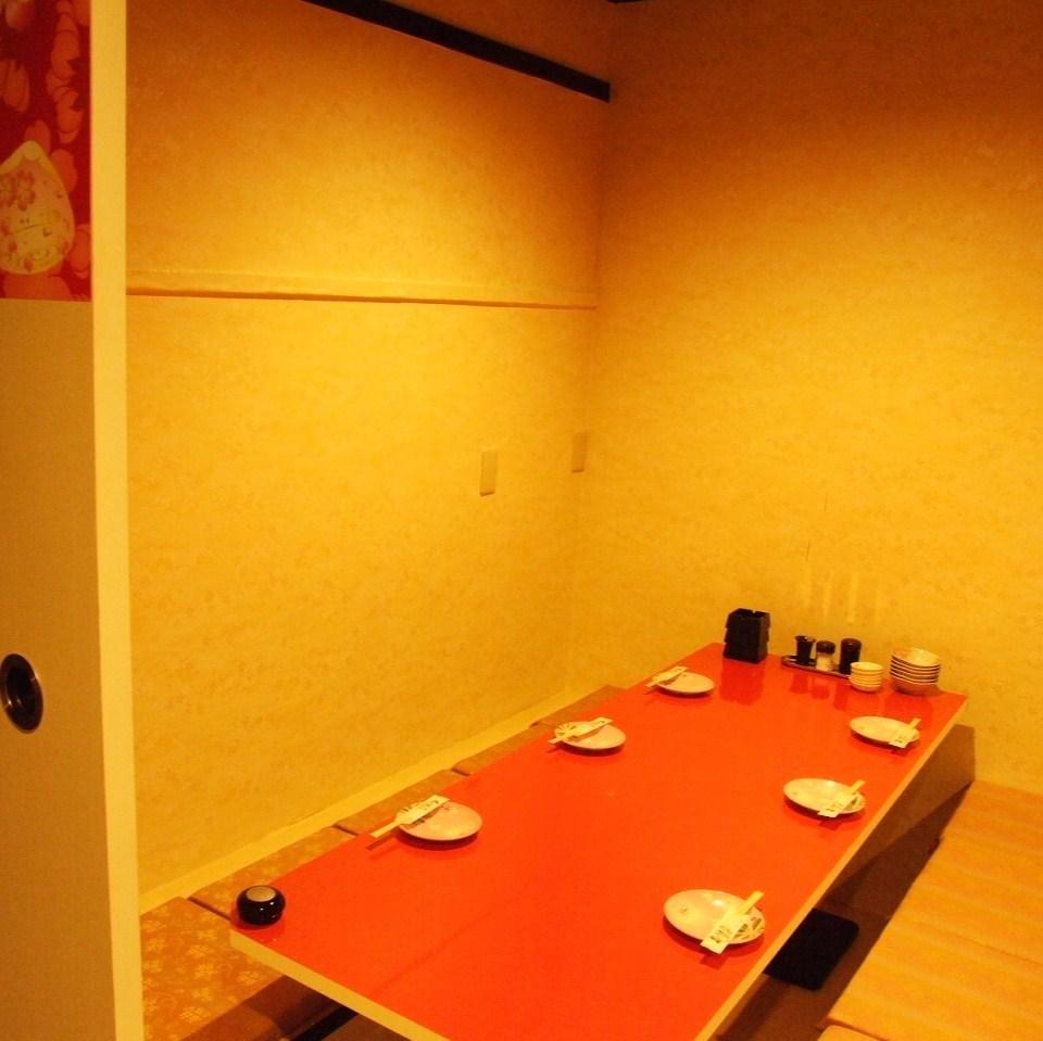 ♪在与家人的晚宴上♪如果您正在寻找一个完整的私人房间酒吧晚餐在五反田站周围来吧请使用首饰盒名古屋Kon Gotanda分支的居酒屋五反田私人房间★