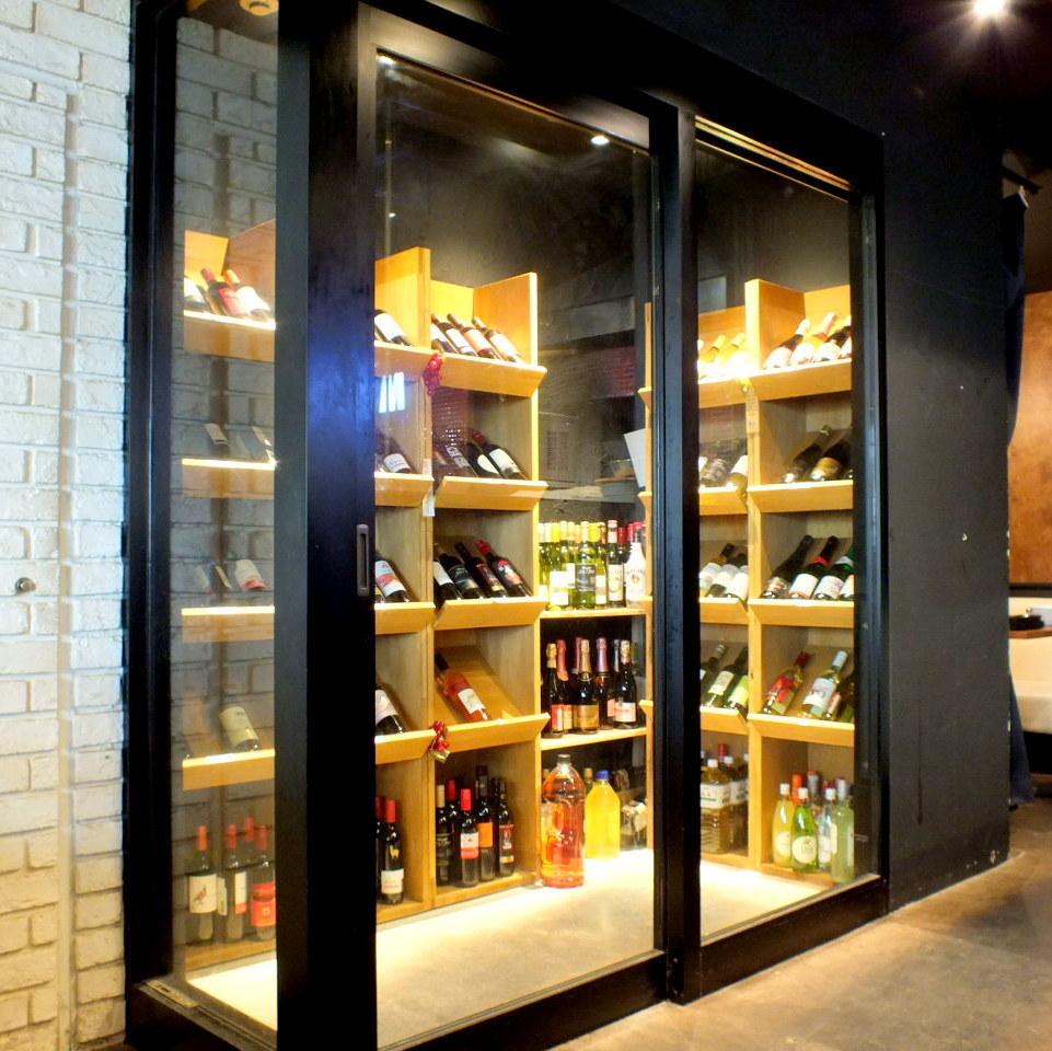 步入式酒窖