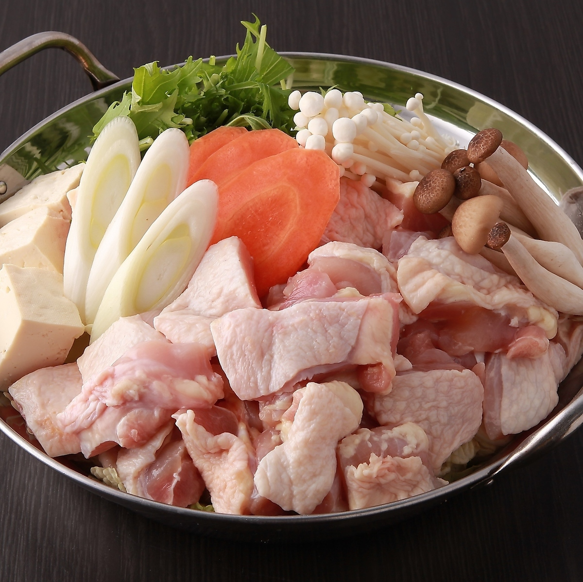 【神田川俊郎監修】鶏すき鍋