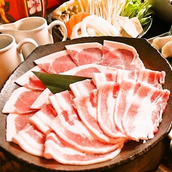All-you-can-eat pork, all-you-can-eat at 3500 yen! Elementary school student is 1500 yen!