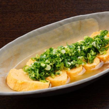 Grilled Onigawa Tamagoya
