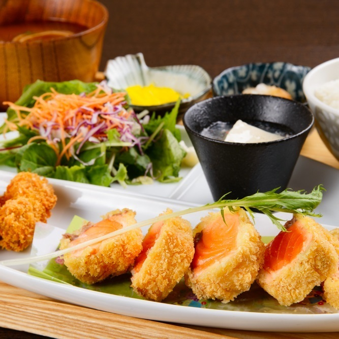 ★ We have extensive menu such as dishes from set meals ★