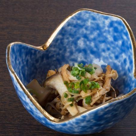 混合烤蘑菇混合