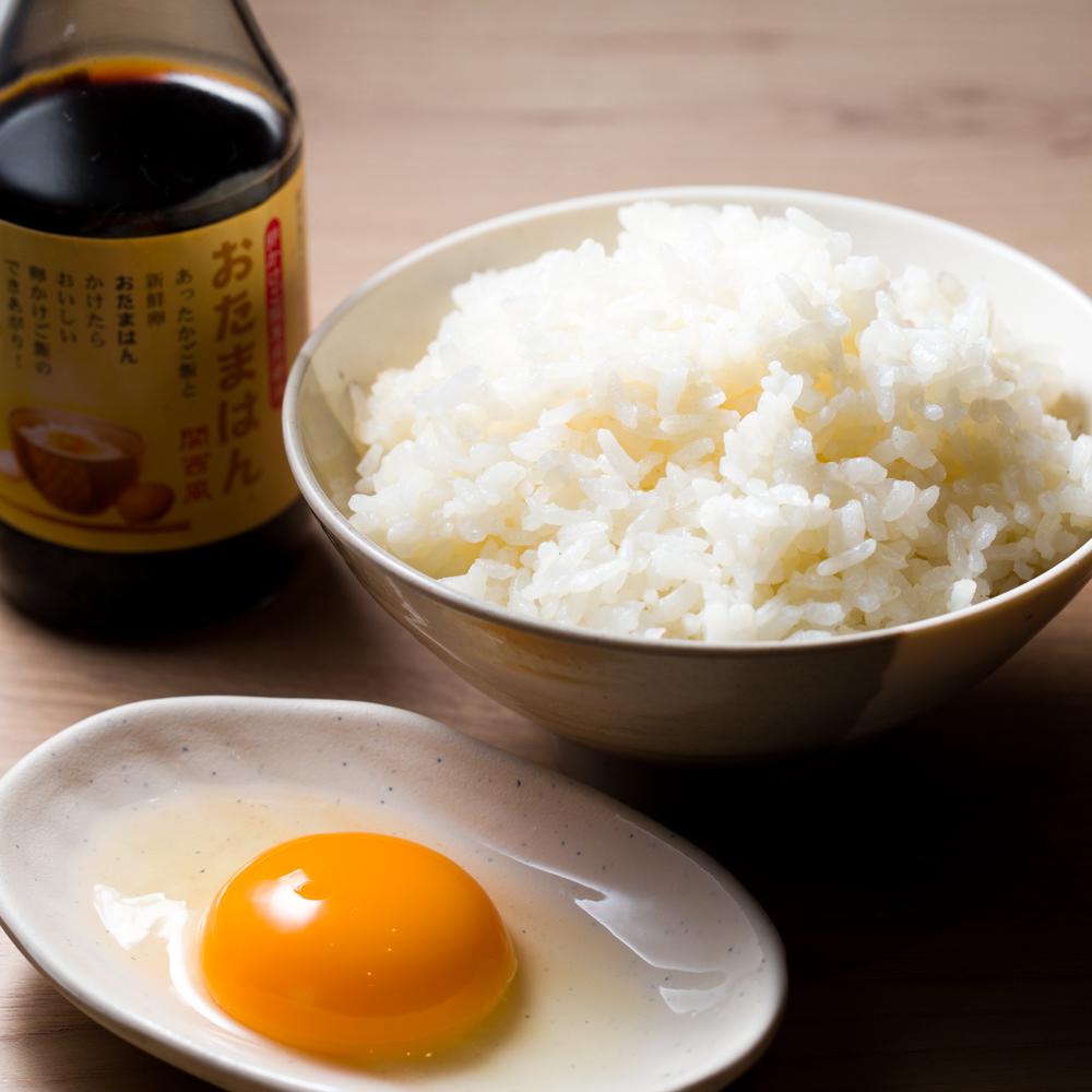 TKG(鸡蛋米饭)