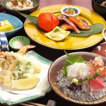Kaiseki ◇ One person / 6000 yen (excluding tax) ◇