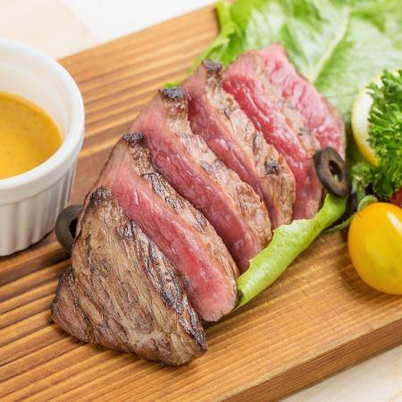 精選牛肉Harami牛排
