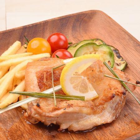 若鶏のオーブン焼き ~ローズマリー風味~