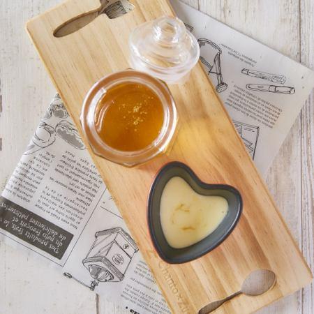 蜂蜜奶酪火鍋