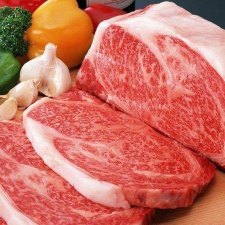 """◆優質◆""""牛排之王""""牛肉牛腩牛排""""時間無限暢飲""""10件4980日元"""