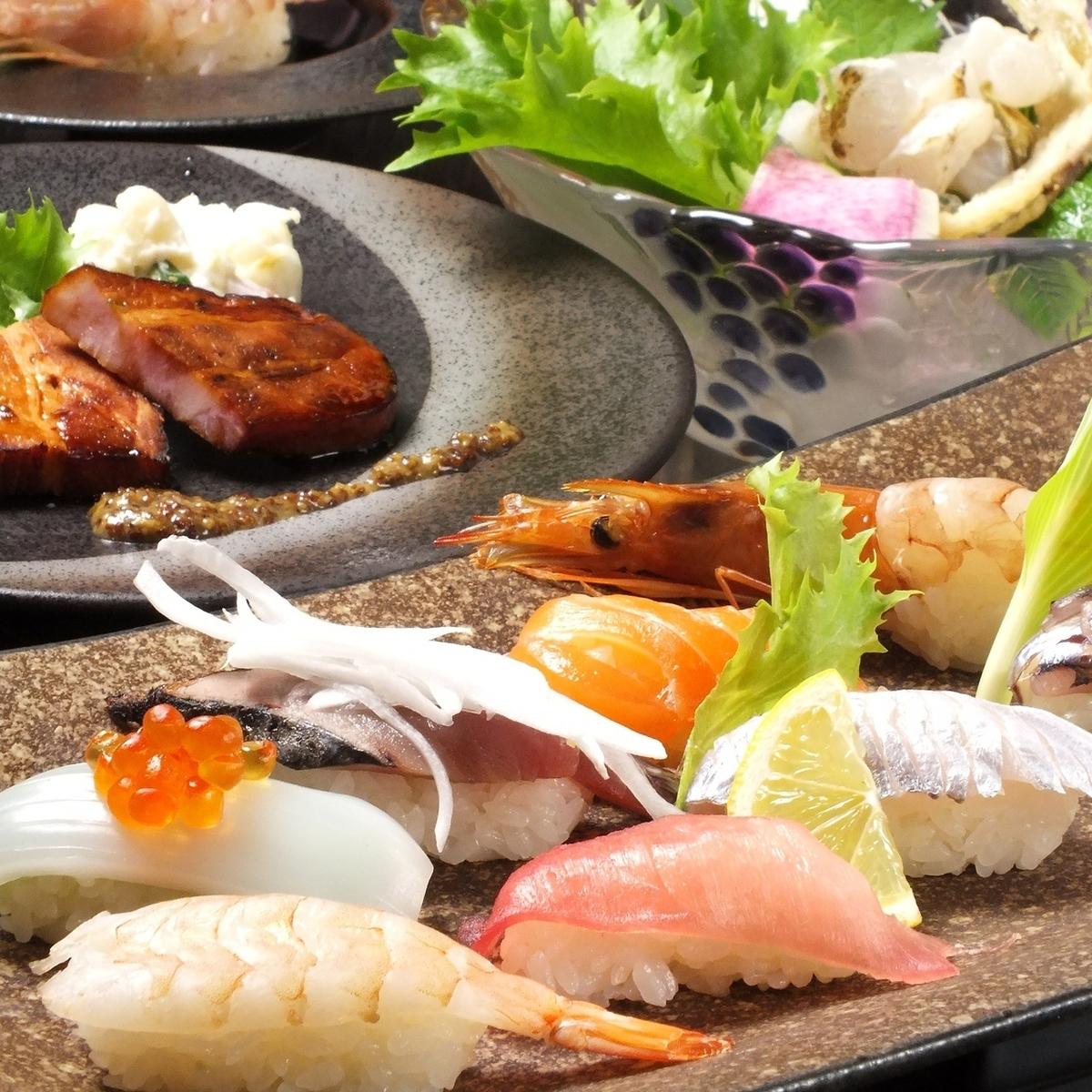 你可以吃少量新鲜的鱼