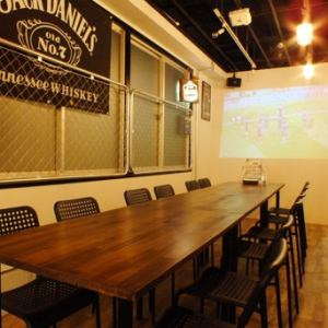 【4 to 15 people OK】 You can also affix a table seat, so it is possible for a large number of guests to surround a single seat ★
