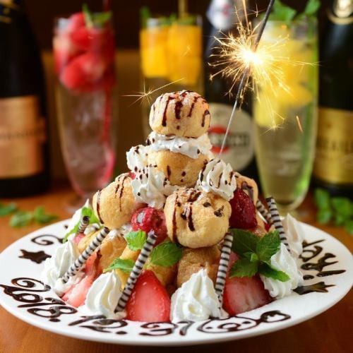 """★Bisu和特殊蜡""""鞋塔""""生日和周年纪念♪2000日元与优惠券⇒1000日元"""