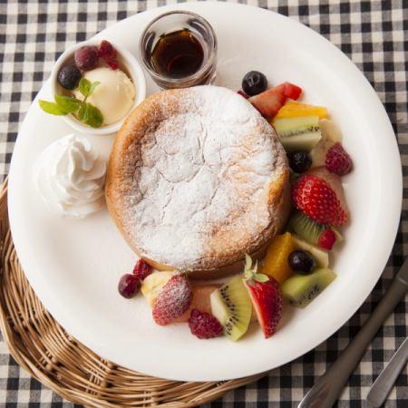 アフロナチュラルパンケーキ