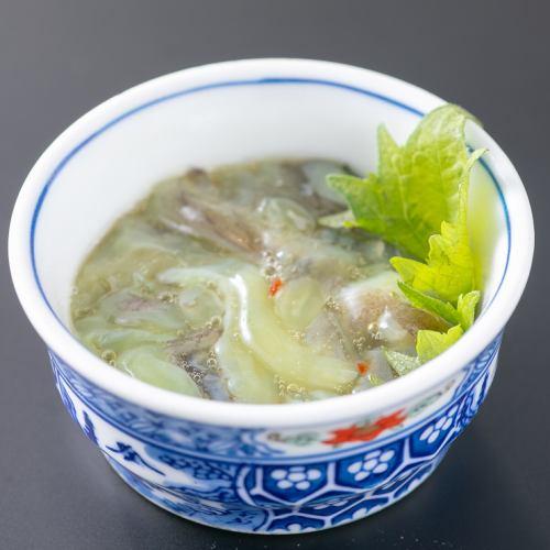 函館名物いか昆布/たこわさび/紅鮭とばの味噌漬け