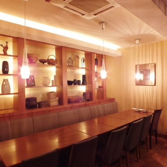 ★ There are also private rooms at various banquets such as dinner party and alumni association !!