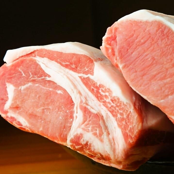 【Shinshu-made kurin pig shabu-shabu】 Course to choose 3980 yen ♪