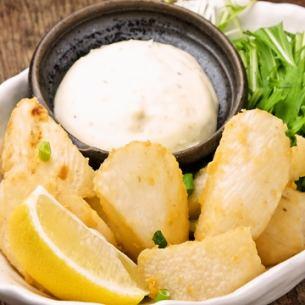 Tatsuta fried yam