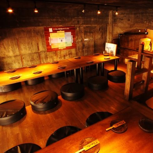 Seating layout Free 2nd Floor Floor! 15 people ~ We accept reserved for ☆ We can use up to 25 people ♪ We are waiting for you ♪
