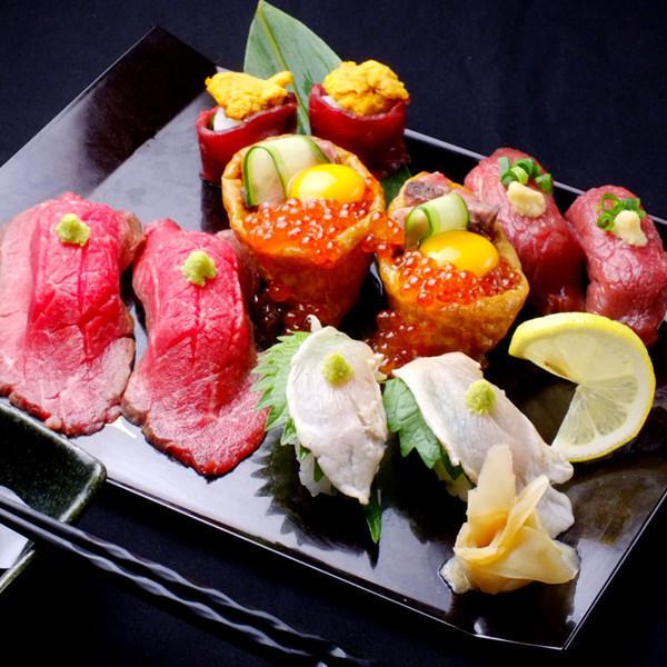 고기 초밥