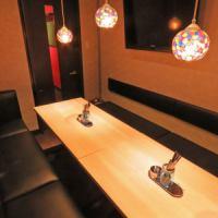 広々とした個室のお席は接待や、会社のご宴会にもおすすめのお席です。人気のお席なのでご予約はお早めに!※個室の詳細はお店にお問い合わせください