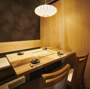 日式現代包房4座(配備燒烤無菸燒烤爐)