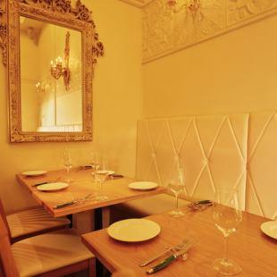 【餐廳樓層】平靜的10人座位可以用於各種海洋♪