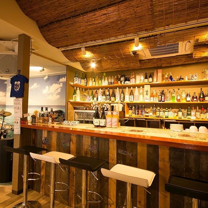 生ライブ×日本酒バー