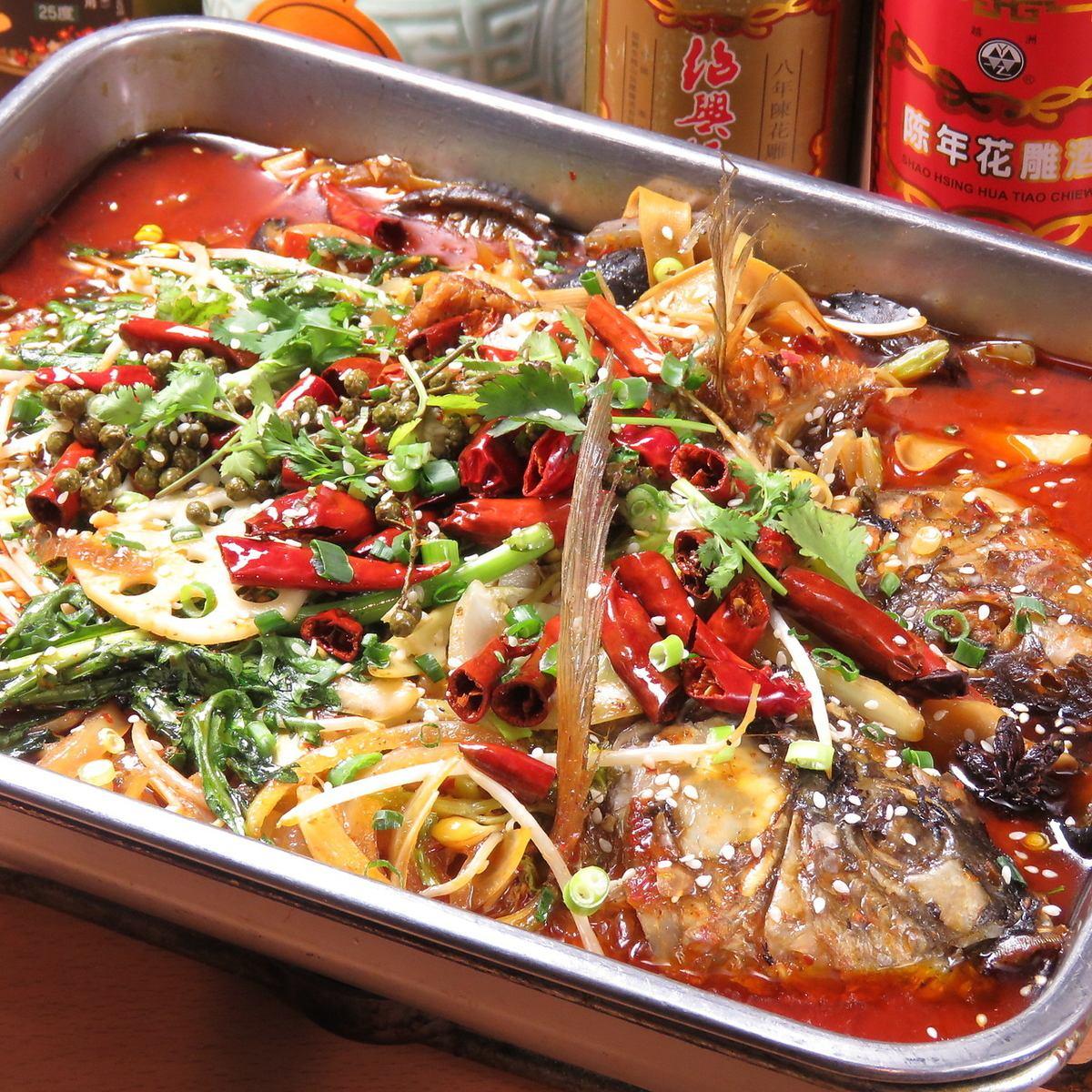◆◇本場中国料理◇◆100種類食べ飲み放題宴会♪ 2980円(税抜)