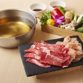 【渋谷でお手軽宴会】お肉3種食べ放題&飲み放題★2時間3800円