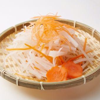 Japanese radish