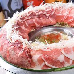 Matsusaka pig and beef tongue