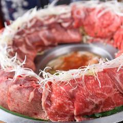 Matsusaka beef and beef tongue