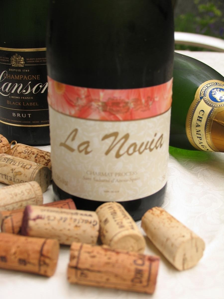 おススメスパークリングワイン!!スペイン!カヴァ!「ラ・ノヴィア」