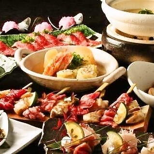 Cooking chef selected popular for entertainment and dining, Kyoto Arashiyama course