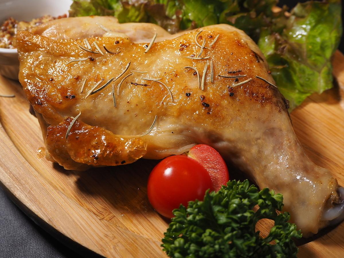 Chicken Con