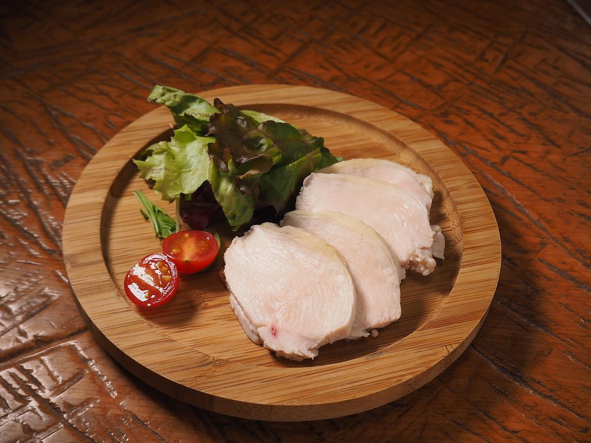 自製雞肉火腿