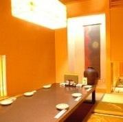 【A large number of private rooms for small groups】 There are also big banquet halls with OK for up to 100 people as well as a couch seat with OK of up to 20 people.Banquet reservation as soon as possible!