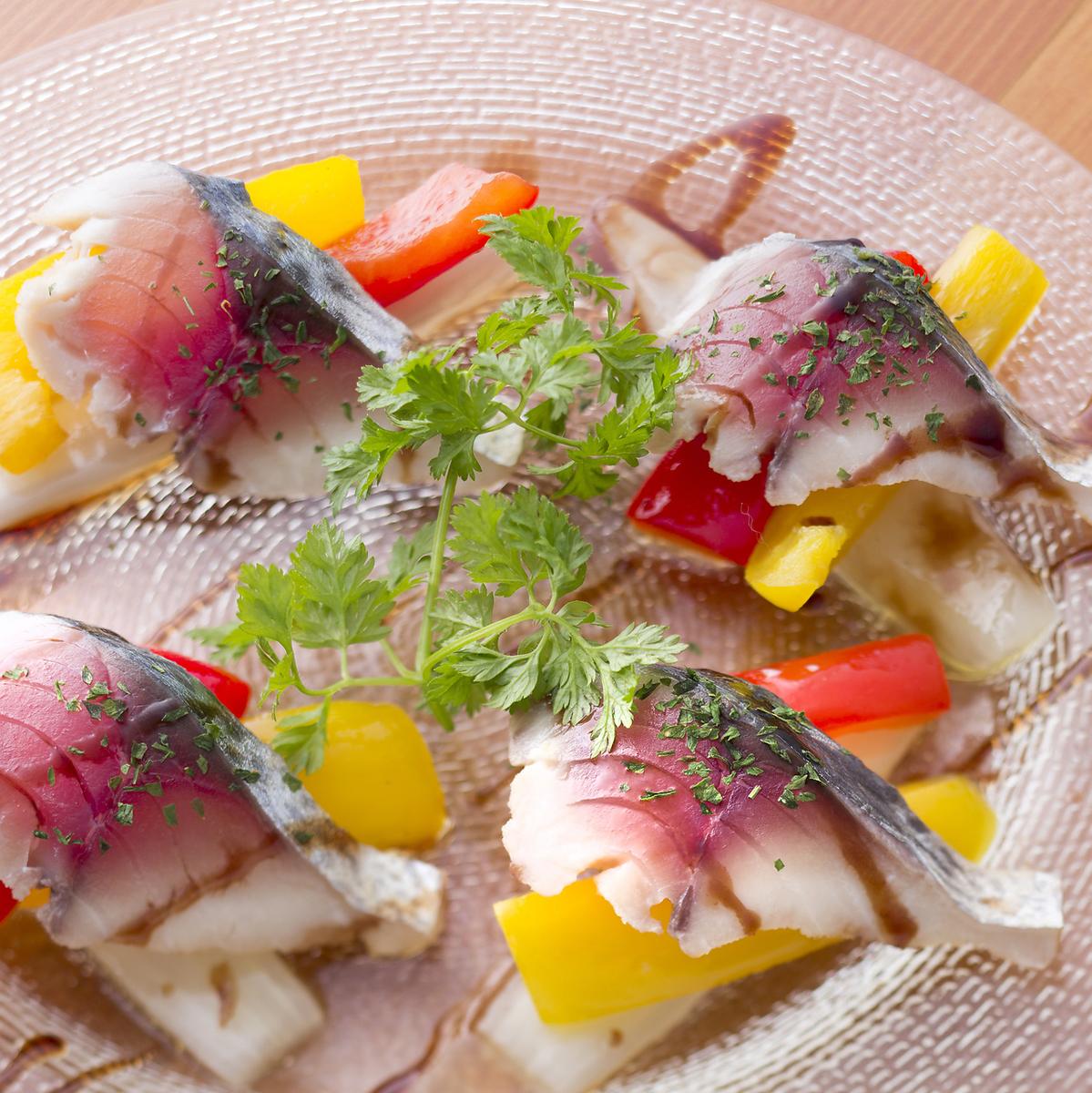 Shimizu Miba的Bina Gretta(西班牙风格腌料)
